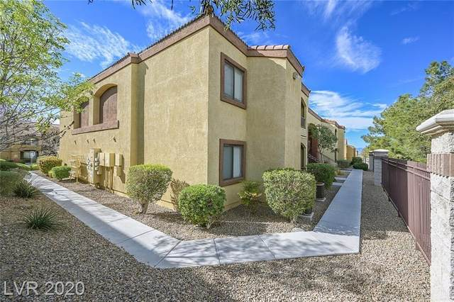 950 Seven Hills #1511, Henderson, NV 89052 (MLS #2242456) :: Vestuto Realty Group