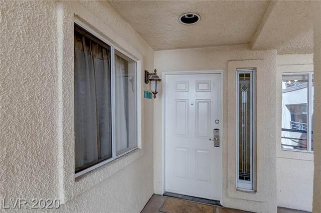 220 Flamingo Road #226, Las Vegas, NV 89169 (MLS #2242460) :: Signature Real Estate Group