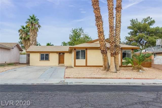 5093 Rappahanock Street, Las Vegas, NV 89122 (MLS #2242463) :: Billy OKeefe   Berkshire Hathaway HomeServices