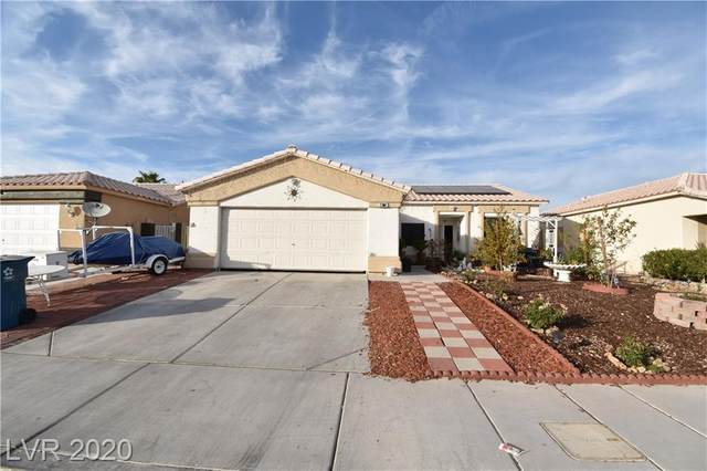 2202 Panther Place, North Las Vegas, NV 89031 (MLS #2242465) :: The Perna Group