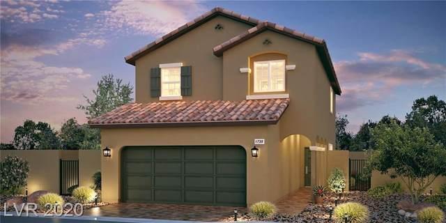 9275 Brayden Bay Street Lot 41, Las Vegas, NV 89178 (MLS #2242471) :: Kypreos Team