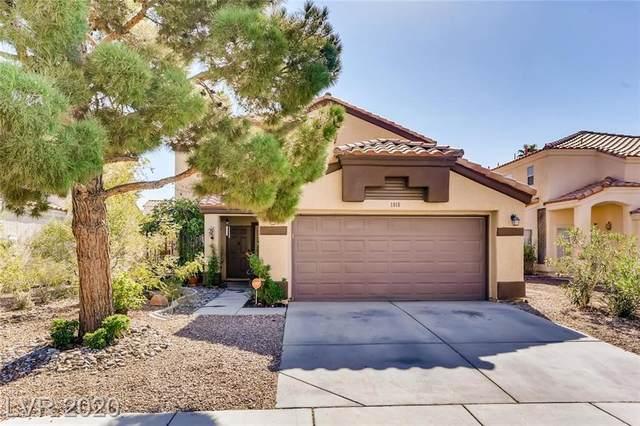 1915 Monte Alban Drive, North Las Vegas, NV 89031 (MLS #2242494) :: Billy OKeefe | Berkshire Hathaway HomeServices