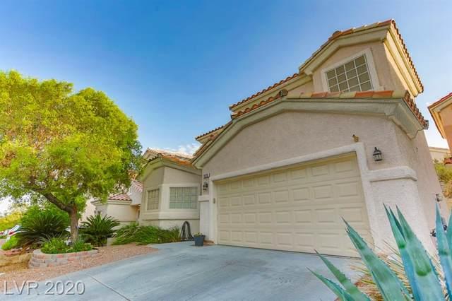 8909 Happy Stream Avenue, Las Vegas, NV 89143 (MLS #2242498) :: Billy OKeefe | Berkshire Hathaway HomeServices