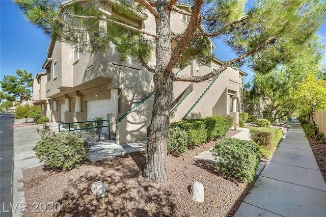2152 Quarry Ridge Street #106, Las Vegas, NV 89117 (MLS #2242506) :: Kypreos Team