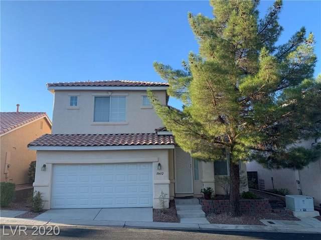 10412 Turning Leaf Avenue, Las Vegas, NV 89129 (MLS #2242545) :: The Lindstrom Group