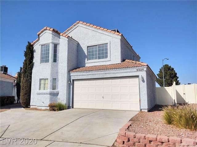 6524 Yarmouth Drive, Las Vegas, NV 89108 (MLS #2242578) :: Kypreos Team