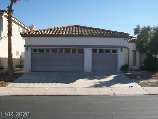 184 Ultra Drive, Henderson, NV 89074 (MLS #2242589) :: Hebert Group | Realty One Group