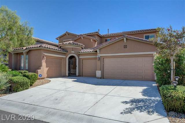 10021 Village Walk Avenue, Las Vegas, NV 89149 (MLS #2242599) :: The Shear Team