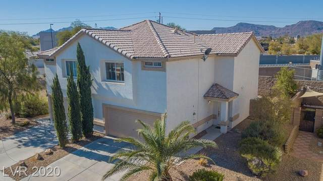783 Peregrine Falcon Street, Henderson, NV 89015 (MLS #2242606) :: ERA Brokers Consolidated / Sherman Group