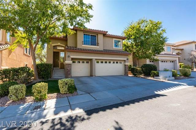 10737 Turquoise Valley Drive, Las Vegas, NV 89144 (MLS #2242609) :: Kypreos Team