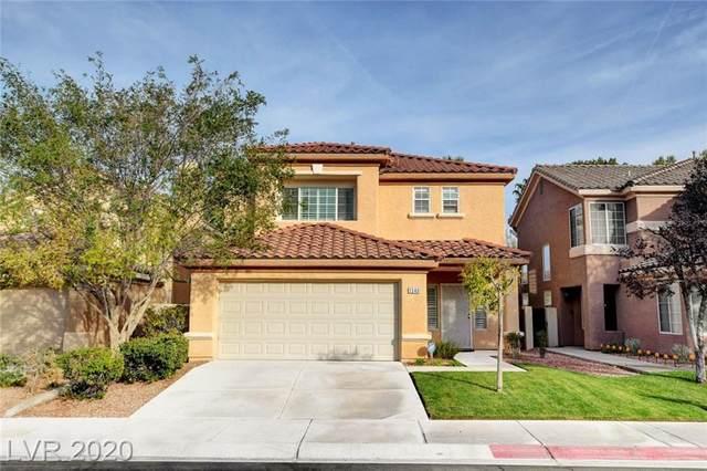 1340 Calle Montery Street, Las Vegas, NV 89117 (MLS #2242612) :: The Perna Group