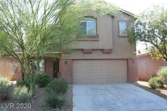 5937 Horsehair Blanket Drive, North Las Vegas, NV 89081 (MLS #2242625) :: Billy OKeefe | Berkshire Hathaway HomeServices