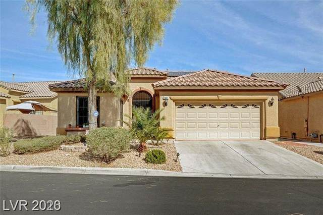3670 Bufflehead Street, Las Vegas, NV 89122 (MLS #2242631) :: Kypreos Team