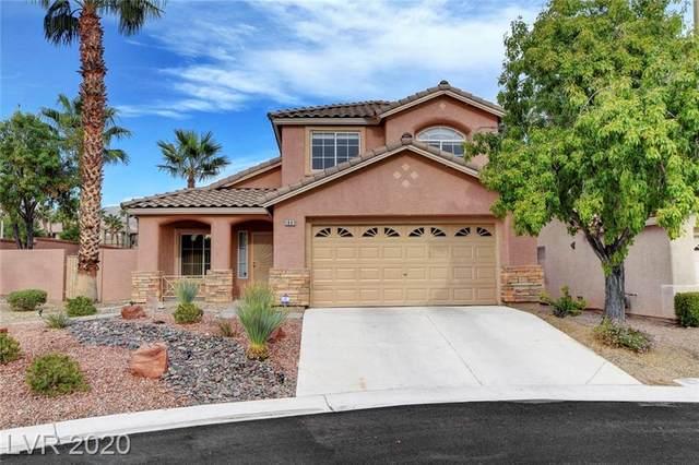 1801 Sierra Oaks Lane, Las Vegas, NV 89134 (MLS #2242640) :: Signature Real Estate Group