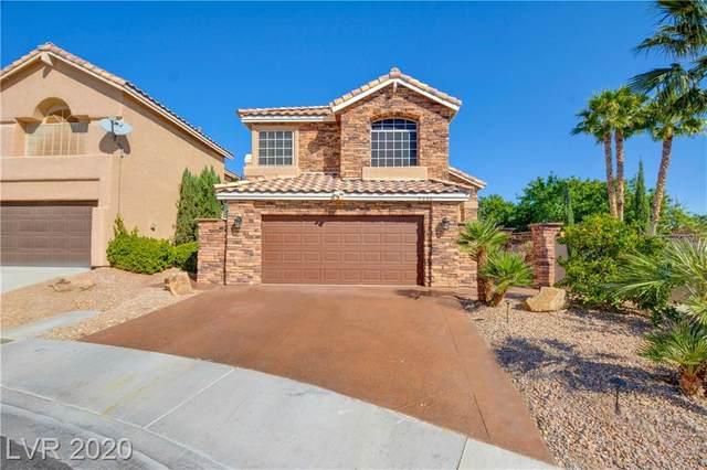 9348 Magic Flower Avenue, Las Vegas, NV 89134 (MLS #2242651) :: Billy OKeefe | Berkshire Hathaway HomeServices