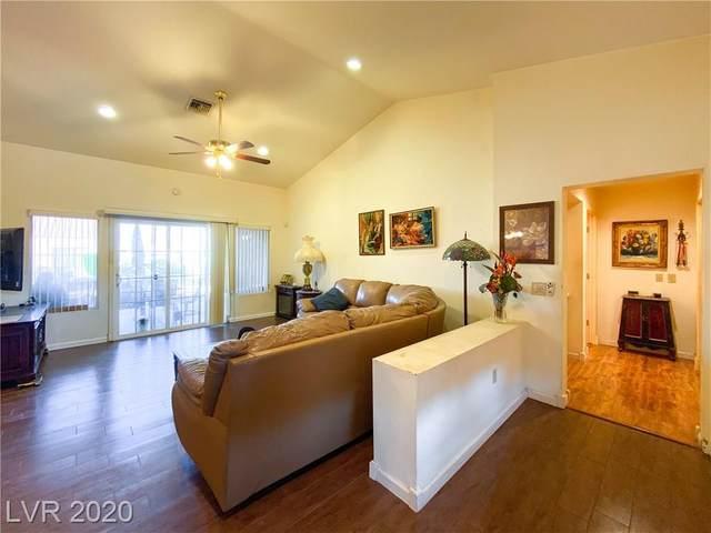 8520 Lynhurst Drive, Las Vegas, NV 89134 (MLS #2242654) :: Vestuto Realty Group