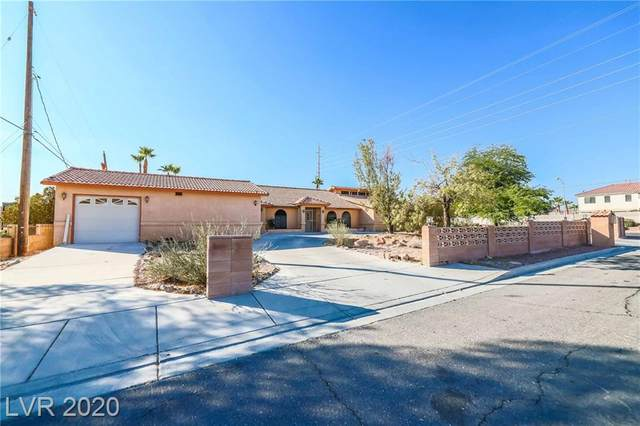 775 Spanish Drive, Las Vegas, NV 89110 (MLS #2242663) :: Jeffrey Sabel