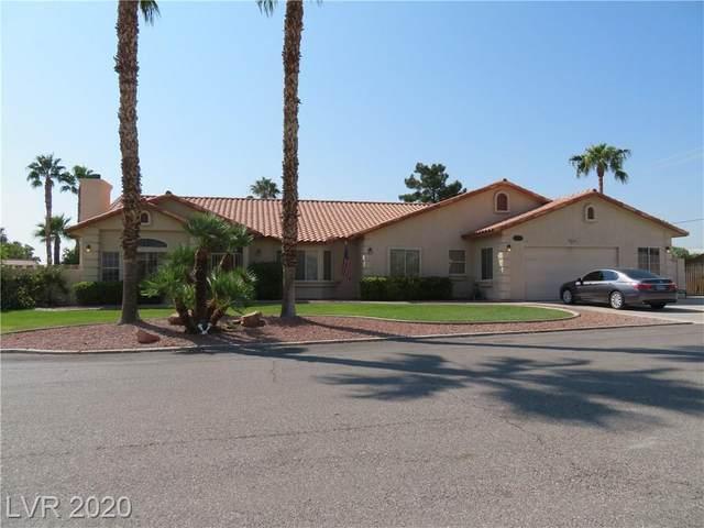 4460 Chieftain Street, Las Vegas, NV 89129 (MLS #2242675) :: Billy OKeefe | Berkshire Hathaway HomeServices