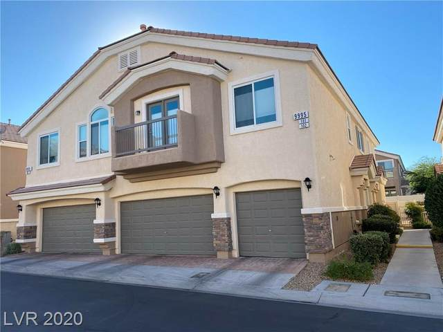 9995 Aspen Rose Street #102, Las Vegas, NV 89183 (MLS #2242687) :: Vestuto Realty Group