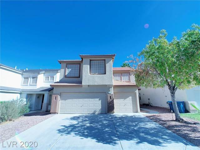 5810 Spectacular Bid Street, Las Vegas, NV 89113 (MLS #2242699) :: Signature Real Estate Group