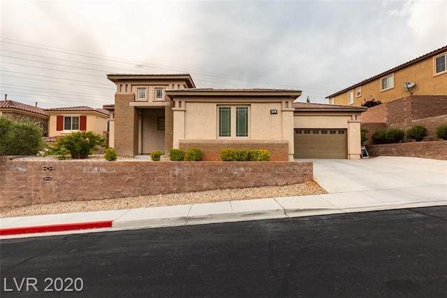 905 Cantura Mills Road, Henderson, NV 89052 (MLS #2242701) :: Vestuto Realty Group