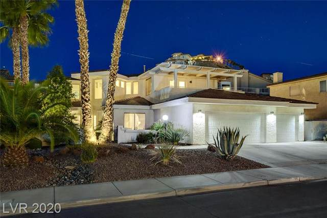 1135 Calico Ridge Drive, Henderson, NV 89011 (MLS #2242704) :: Billy OKeefe | Berkshire Hathaway HomeServices