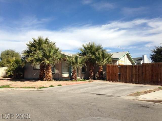 4140 Courage Court, Las Vegas, NV 89115 (MLS #2242709) :: Vestuto Realty Group