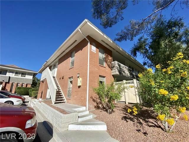 682 Oakmont Avenue #1505, Las Vegas, NV 89109 (MLS #2242719) :: Jeffrey Sabel