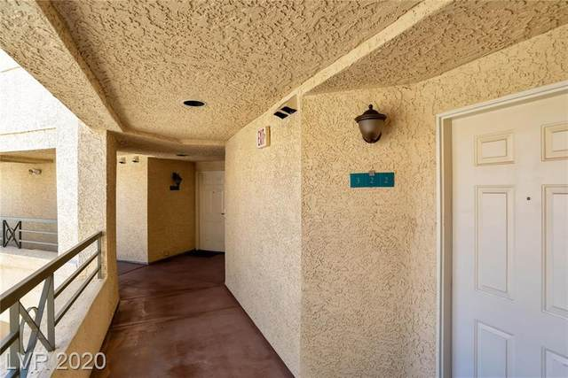 270 Flamingo Road #322, Las Vegas, NV 89169 (MLS #2242726) :: Kypreos Team