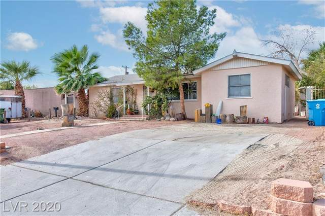 224 Circle Drive, Las Vegas, NV 89101 (MLS #2242732) :: ERA Brokers Consolidated / Sherman Group