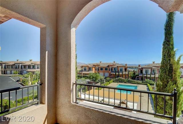 19 Via Visione #102, Henderson, NV 89011 (MLS #2242751) :: The Perna Group