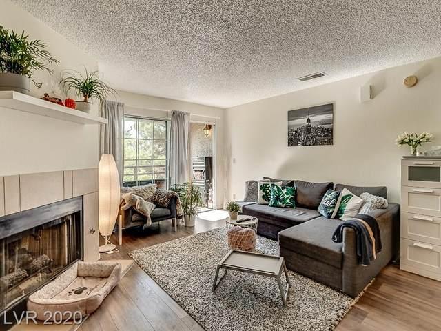 2200 Fort Apache Road #2075, Las Vegas, NV 89117 (MLS #2242753) :: Billy OKeefe | Berkshire Hathaway HomeServices