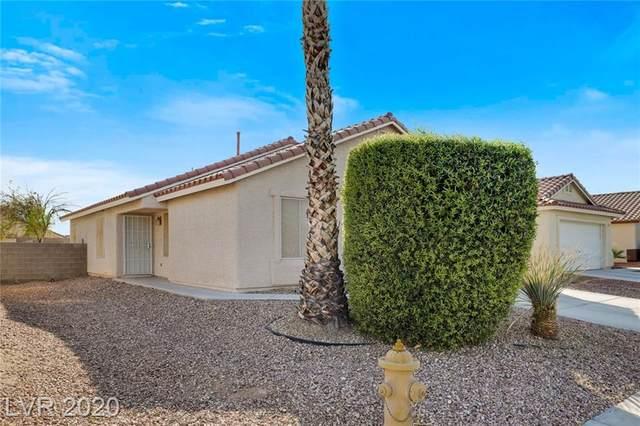 609 Alecandro Daniel Avenue, North Las Vegas, NV 89031 (MLS #2242756) :: Billy OKeefe | Berkshire Hathaway HomeServices