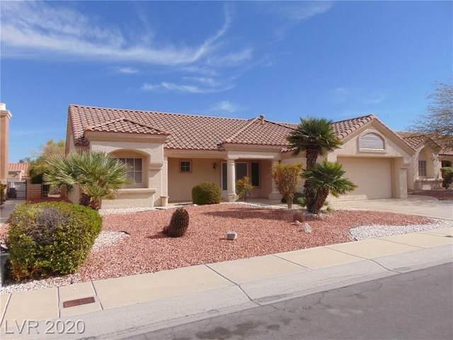2600 Desert Glen Drive, Las Vegas, NV 89134 (MLS #2242758) :: Signature Real Estate Group