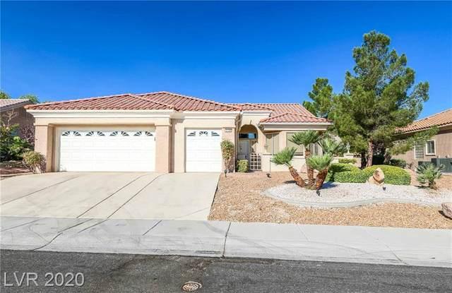 2129 Sierra Heights Drive, Las Vegas, NV 89134 (MLS #2242762) :: Signature Real Estate Group
