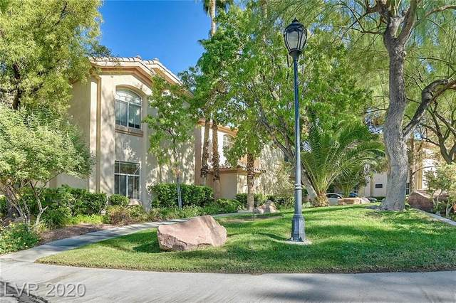 2050 Warm Springs Road #712, Henderson, NV 89014 (MLS #2242764) :: The Lindstrom Group