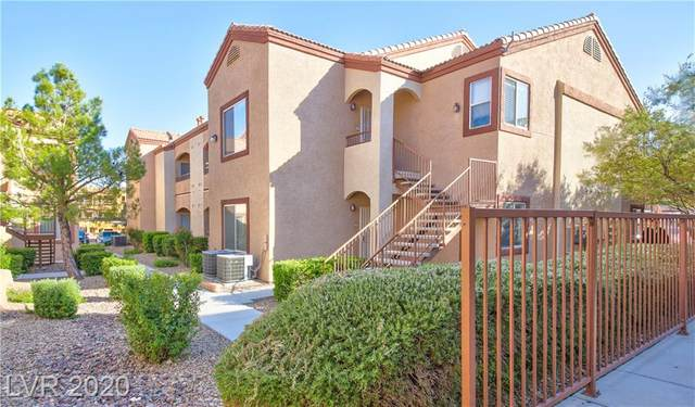 9580 Reno Avenue #159, Las Vegas, NV 89148 (MLS #2242767) :: The Lindstrom Group