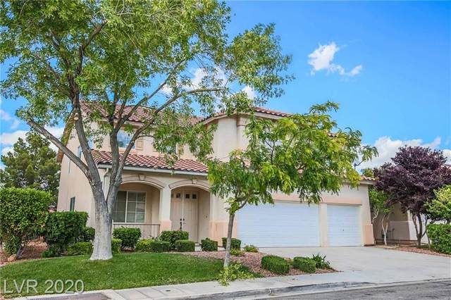 1023 Belle River Court, Henderson, NV 89052 (MLS #2242782) :: Vestuto Realty Group