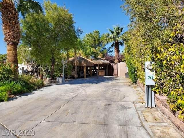 8175 Arville Street #322, Las Vegas, NV 89139 (MLS #2242792) :: Billy OKeefe | Berkshire Hathaway HomeServices