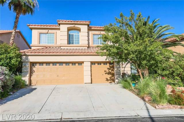 279 Maritime Street, Henderson, NV 89074 (MLS #2242800) :: Billy OKeefe | Berkshire Hathaway HomeServices