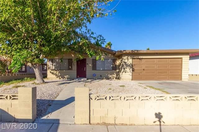 4111 Calimesa Street, Las Vegas, NV 89115 (MLS #2242804) :: The Shear Team