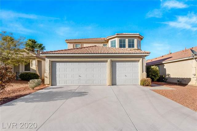 9734 Mesa Vista Avenue, Las Vegas, NV 89148 (MLS #2242812) :: Kypreos Team
