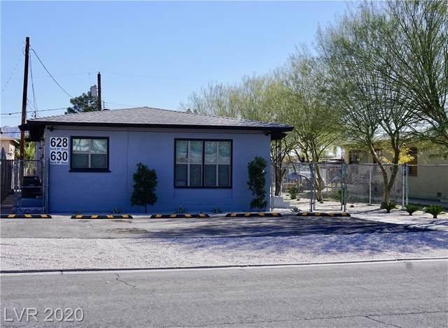628 9th Street, Las Vegas, NV 89101 (MLS #2242815) :: Hebert Group   Realty One Group