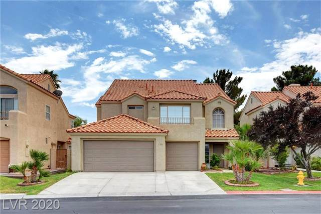 7775 Greenlake Way, Las Vegas, NV 89149 (MLS #2242848) :: Hebert Group | Realty One Group
