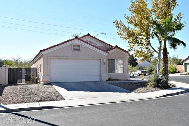 983 Ridge Path Avenue, Henderson, NV 89015 (MLS #2242854) :: ERA Brokers Consolidated / Sherman Group