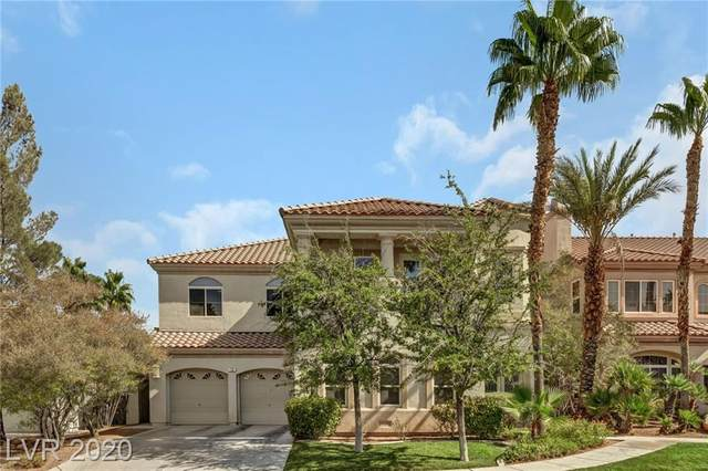 52 Cascade Lake Street, Las Vegas, NV 89148 (MLS #2242855) :: Signature Real Estate Group
