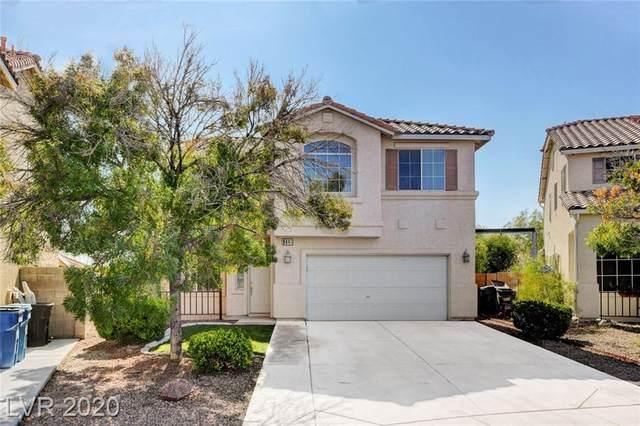 9441 Warm Waters Avenue, Las Vegas, NV 89129 (MLS #2242865) :: The Perna Group
