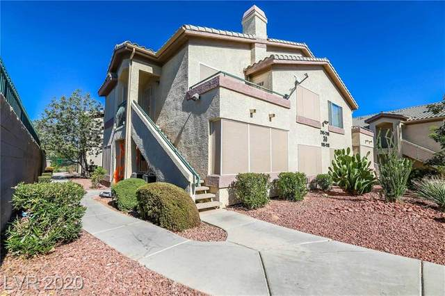 5710 Tropicana Avenue #2118, Las Vegas, NV 89122 (MLS #2242868) :: The Lindstrom Group