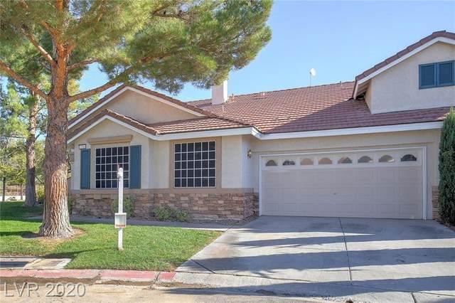 1736 Pacific Castle Place, Las Vegas, NV 89144 (MLS #2242895) :: Signature Real Estate Group