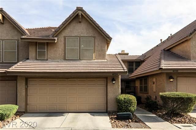 4024 Grasmere Avenue, Las Vegas, NV 89121 (MLS #2242898) :: Signature Real Estate Group